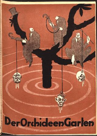 Der Orchideengarten 1919/2
