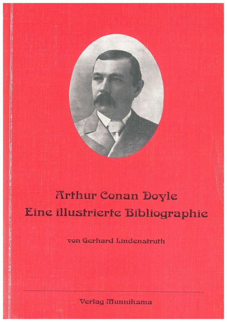 Arthur Conen Doyle-Eine illustrierte Bibliographie - Titelcover