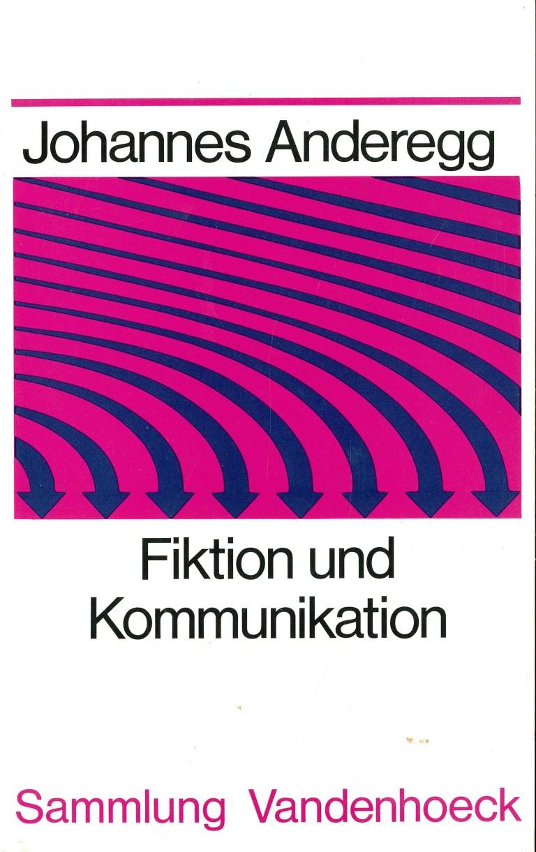 Fiktion und Kommunikation - Titelcover