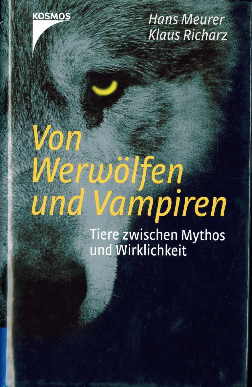 Von Werwölfen und Vapiren - Titelcover