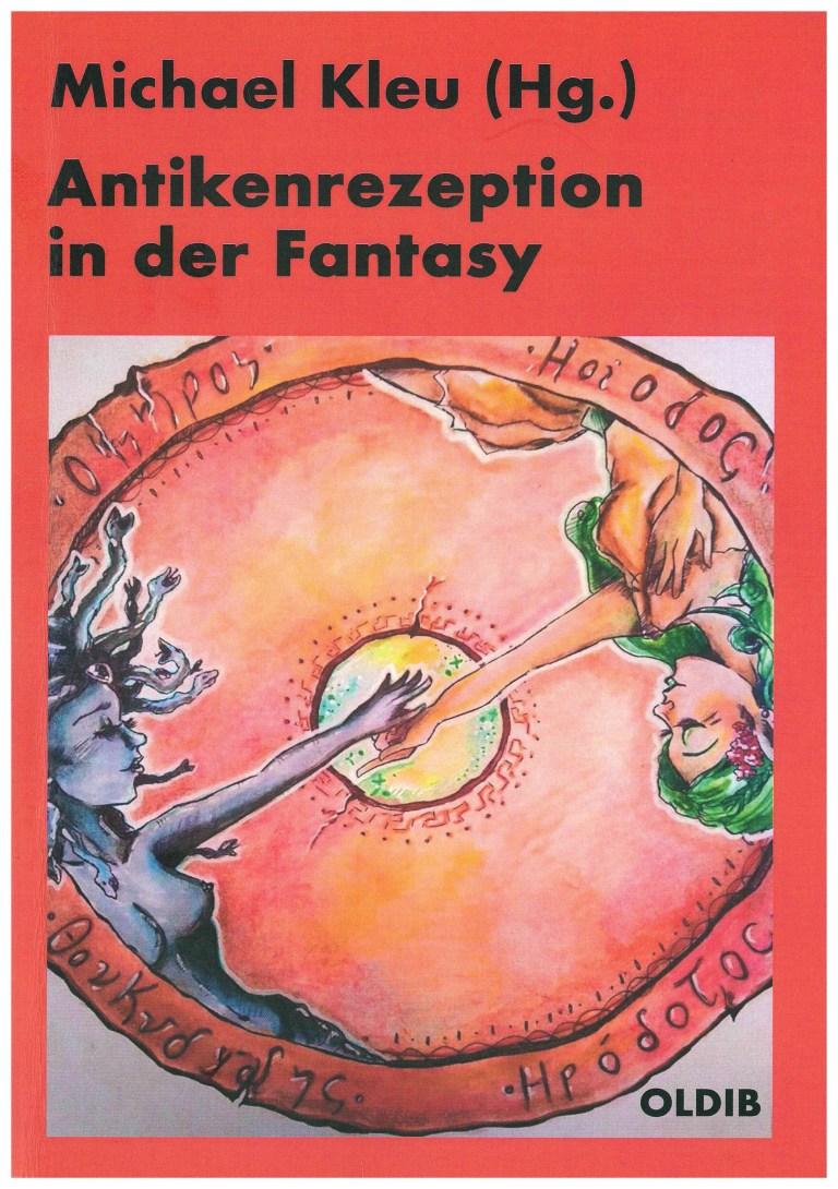Antikenrezeption in der Fantasy - Titelcover