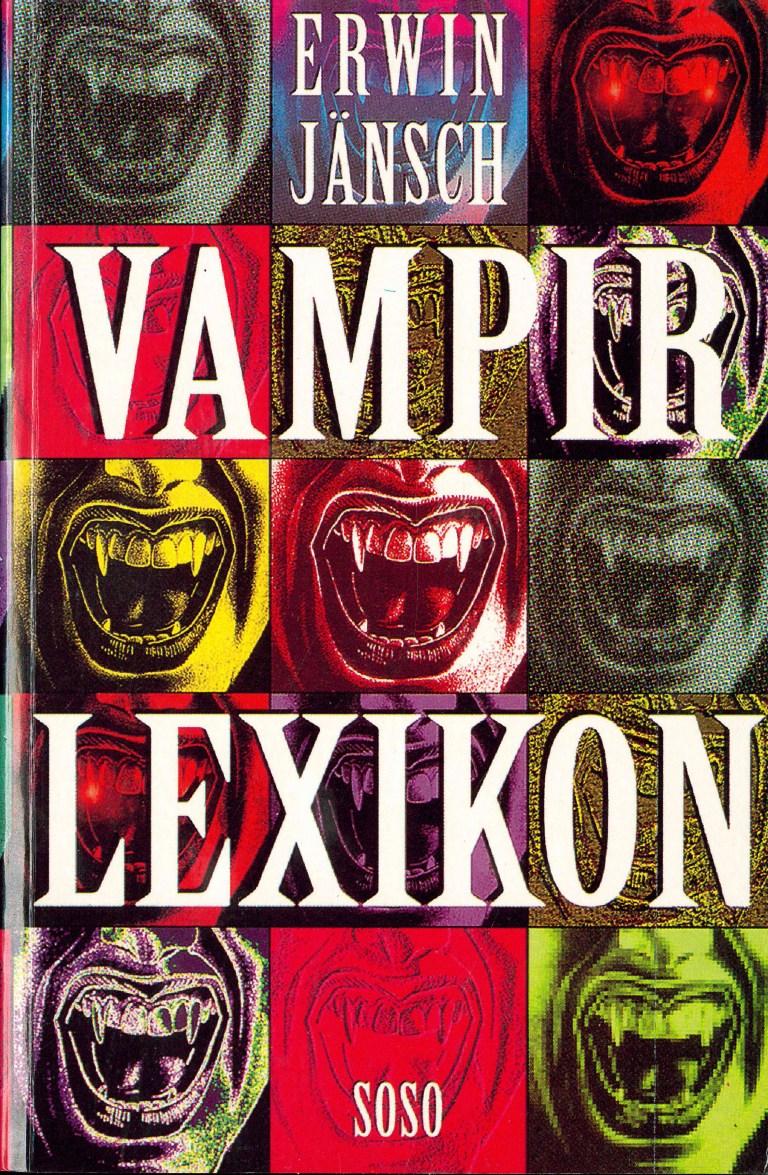 Vampir-Lexikon - Titelcover
