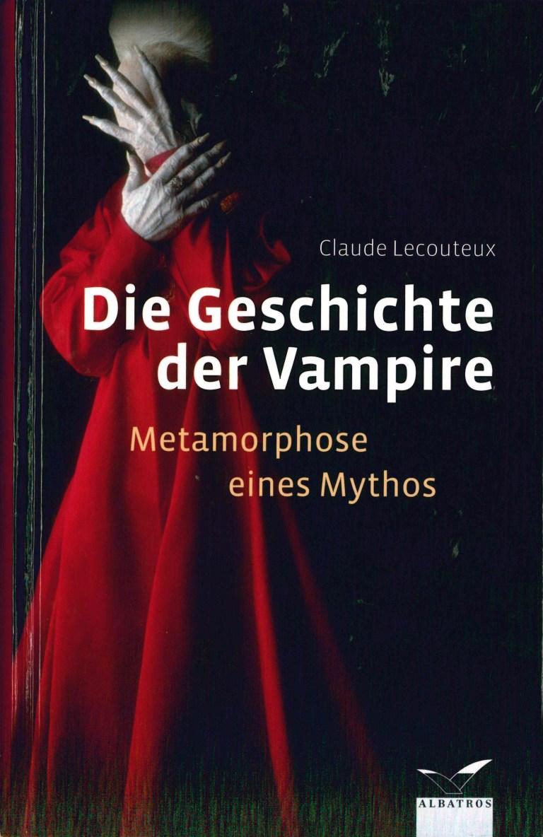 Die Geschichte der Vampire - Titelcover 2