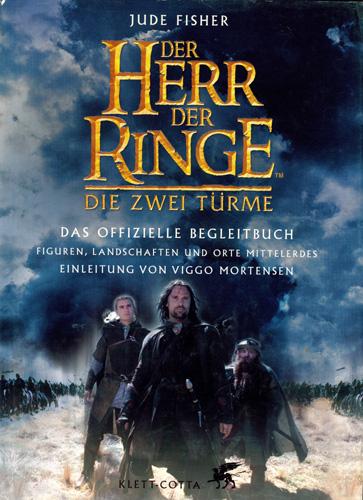 HDR-Das offizielle Begleitbuch-Die zwei Türme - Titelcover