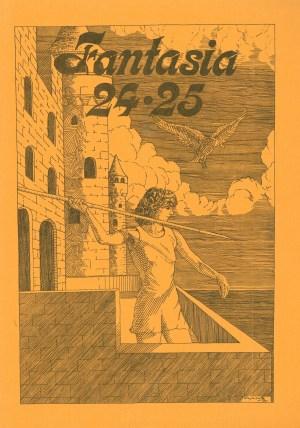 Fantasia, Nr. 24-25 - Titelcover