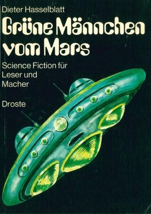 Grüne Männchen vom Mars - Titelcover
