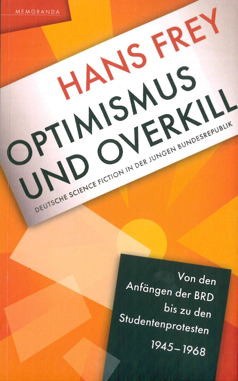 Optimismus und Overkill - Titelcover