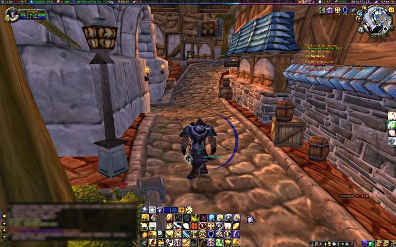 Bartender4 My Video Games Blog