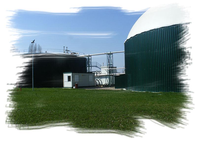 Biodigestor CSTR