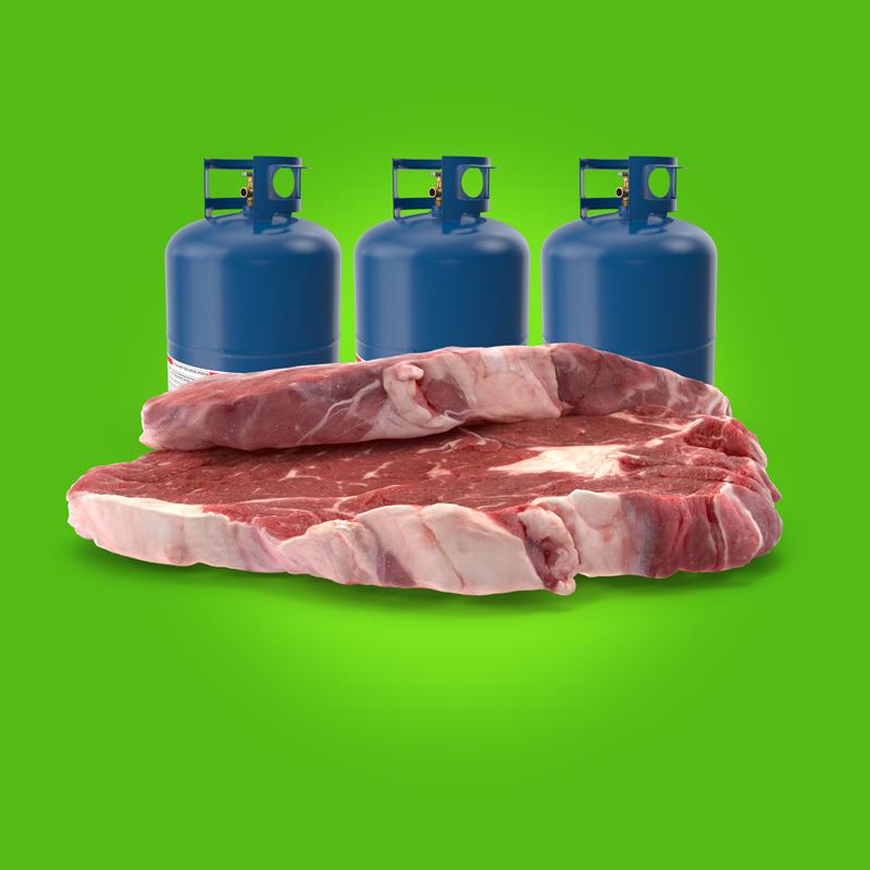 biogás de frigorífico