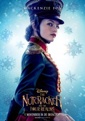 The Nutcracker and the Four Realms - Poster