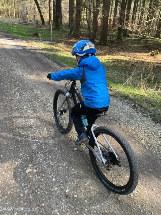 Woom 5 Off Mountainbike für Kinder