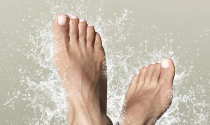 Les pieds, ça se prépare