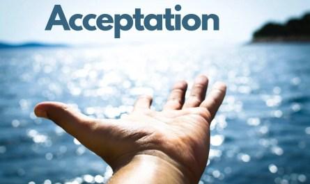 LE processus d'acceptation