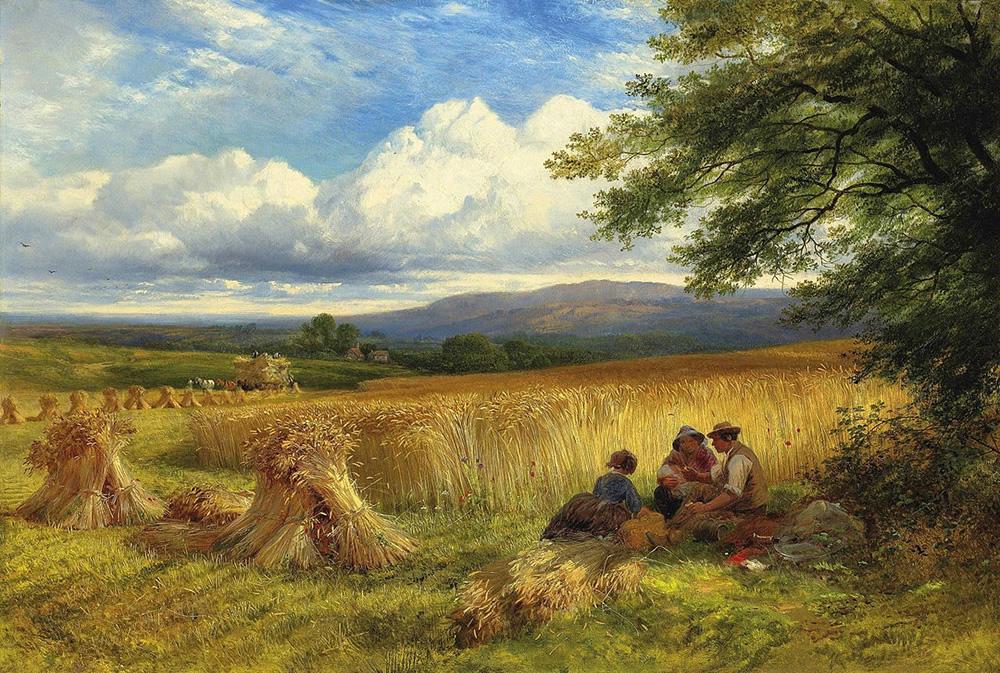 George Cole, Harvest Rest