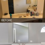 Charles Cindy S Master Bathroom Before After Pictures