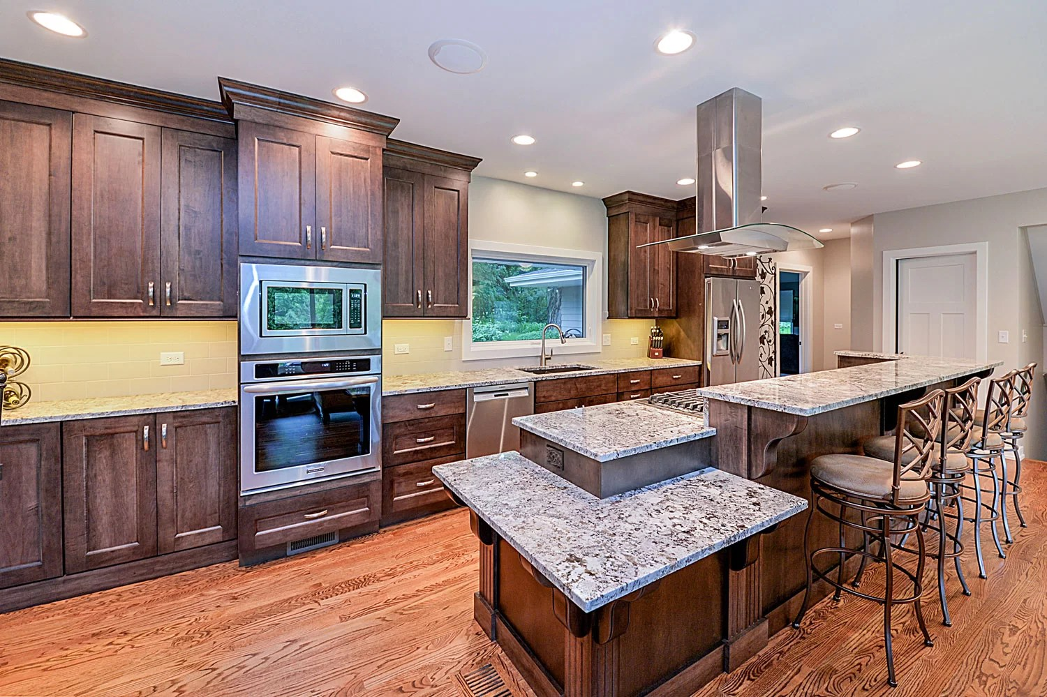 dan & ann's kitchen remodel pictures | home remodeling contractors