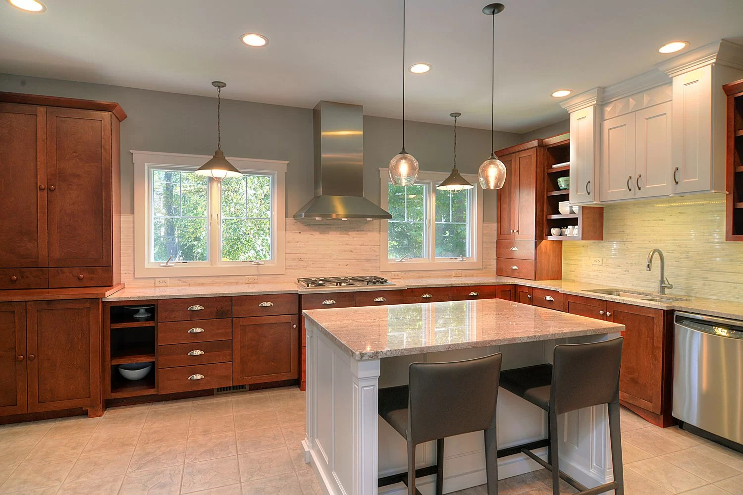 brian & mary's kitchen remodel pictures | home remodeling