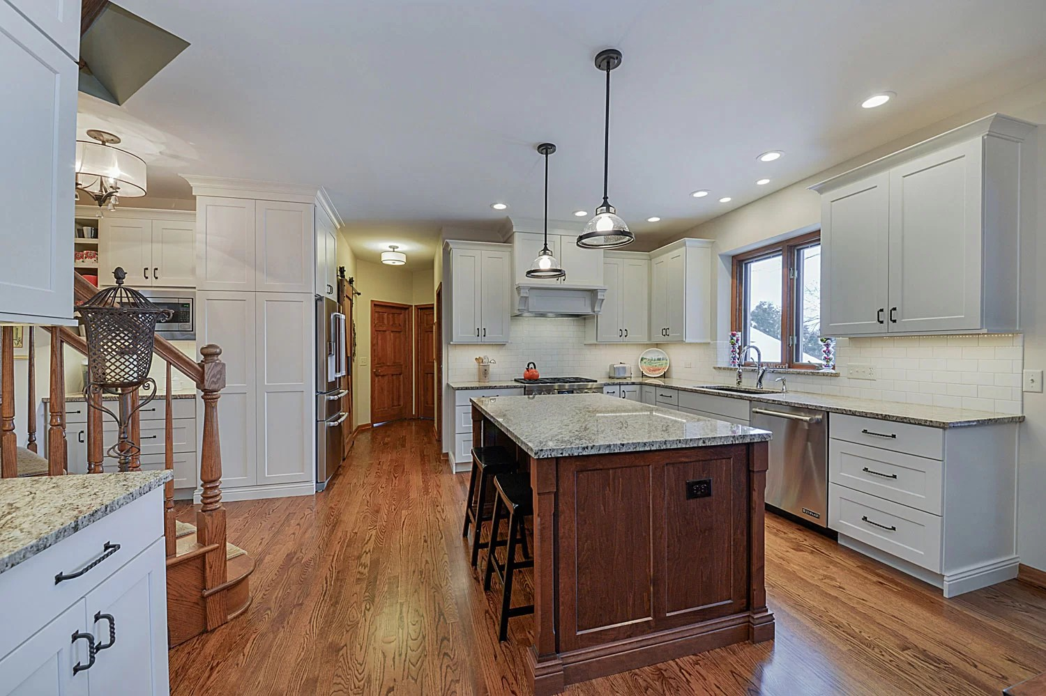 patrick & sharon's kitchen remodel pictures | home remodeling