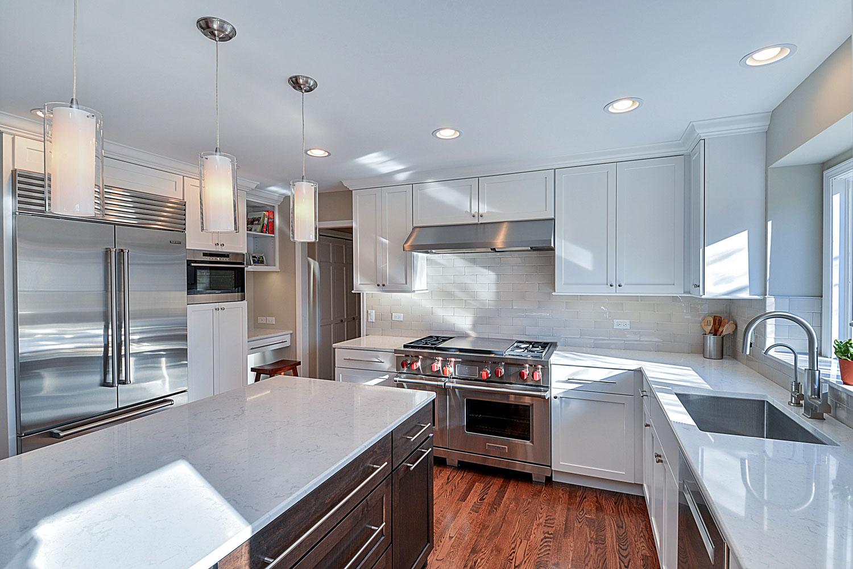 Derek & Christine's Kitchen Remodel Pictures | Home ... on Kitchen Remodel Ideas  id=29556