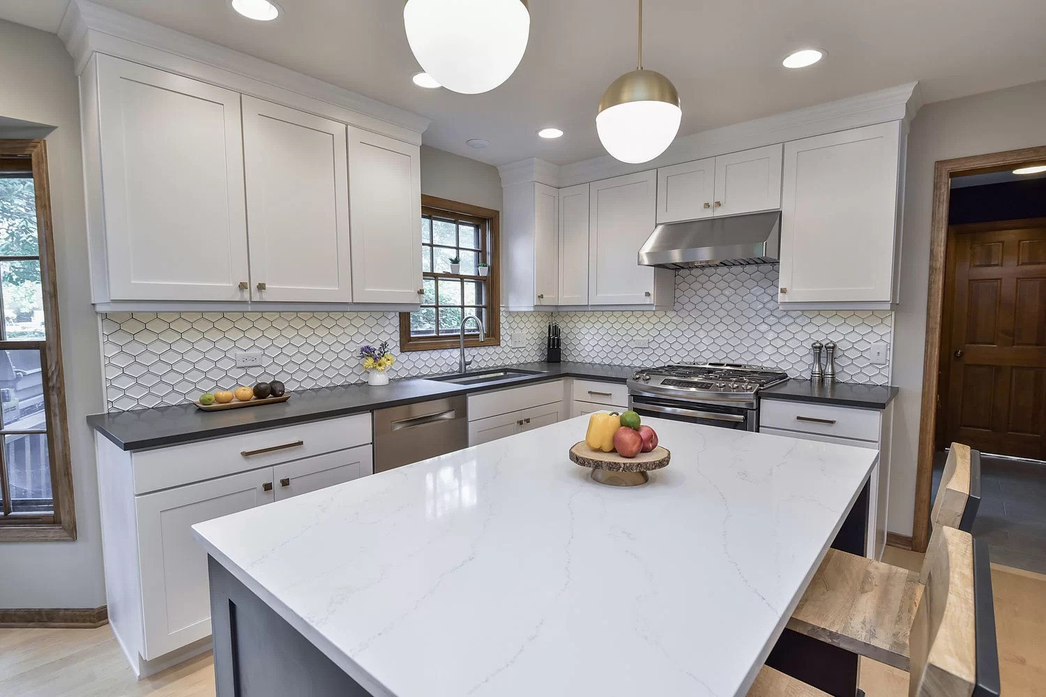 Justin & Carina's Kitchen Remodel Pictures | Home ... on Kitchen Remodeling Ideas  id=34365