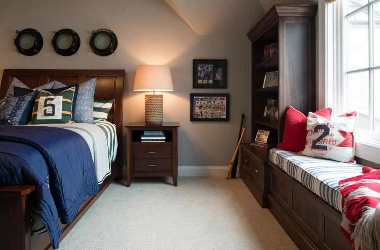 Sports Bedroom Novocom Top