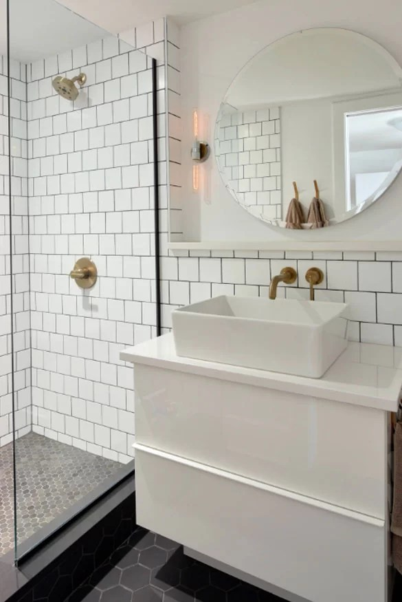 10 Top Trends in Bathroom Tile Design for 2020 | Home ... on Bathroom Tile Designs  id=59468