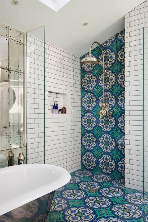 10 Top Trends in Bathroom Tile Design for 2020 | Home ... on Bathroom Tile Designs  id=91052