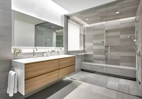 11 Top Trends in Bathroom Tile Design for 2021 | Luxury ...