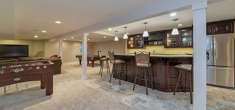 11 Top Trends in Basement Design for 2018   Home Remodeling     11 Top Trends in Basement Design for 2018