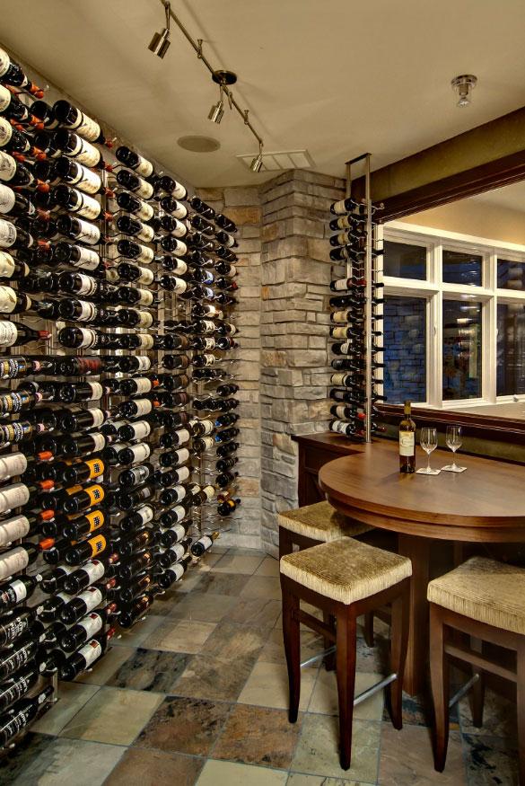 Small Wine Cellar Ideas Design Inspiration The Most New