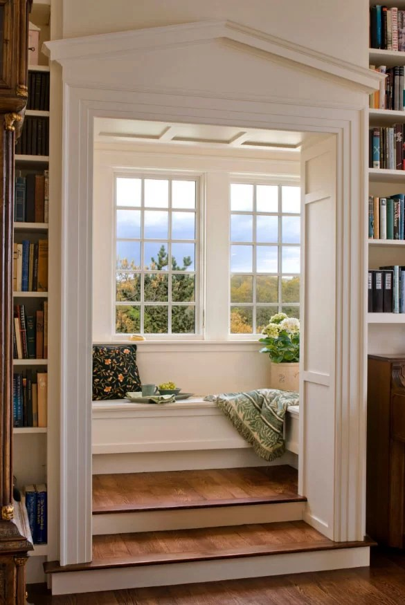 41 Cozy Nook Ideas You'll Want in Your Home | Home ... on Nook's Cranny Design Ideas  id=22365