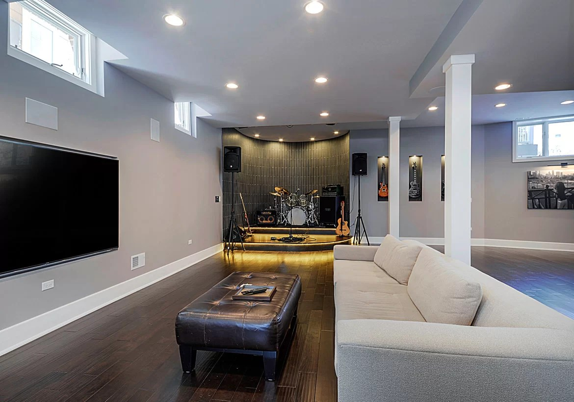 Good Color Family Room