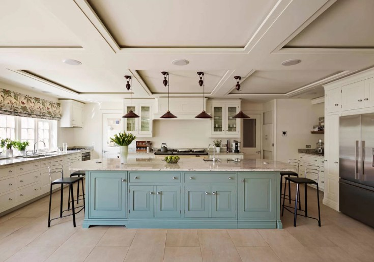 70 spectacular custom kitchen island ideas | home remodeling