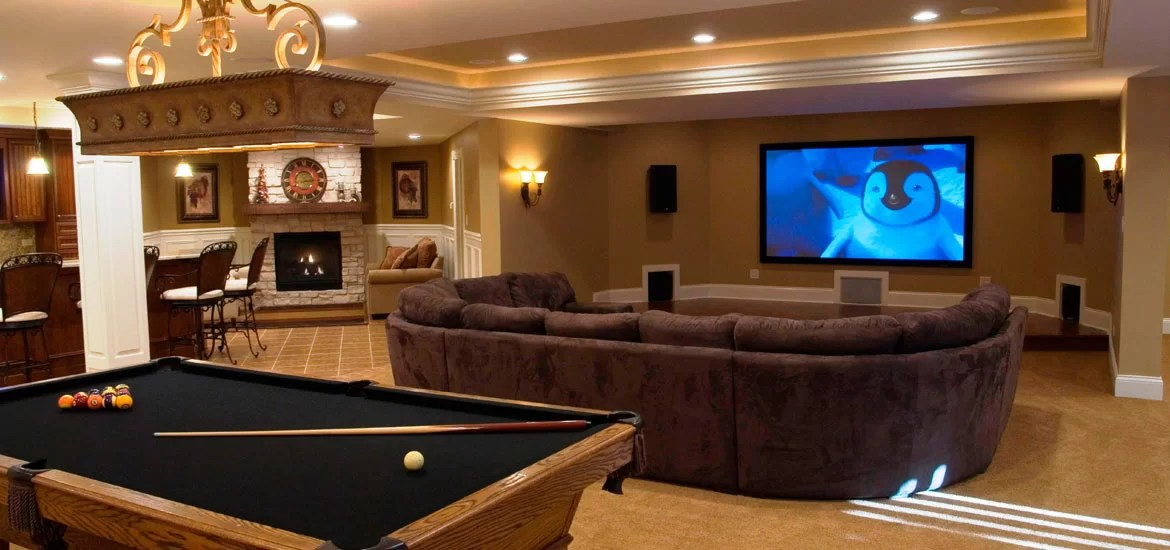 Congratulations on your decision to get a new dining room table. Gaming and Pool Table Room Sizes   Home Remodeling ...