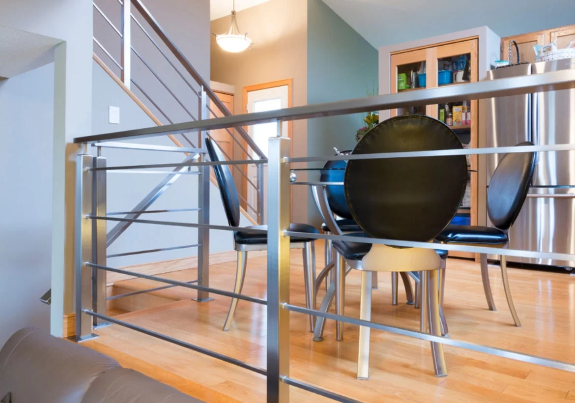 95 Ingenious Stairway Design Ideas For Your Staircase Remodel   Diy Glass Stair Railing   Cable Railing   Modern Stair Parts   Floating Staircase   Railing Ideas   Wood