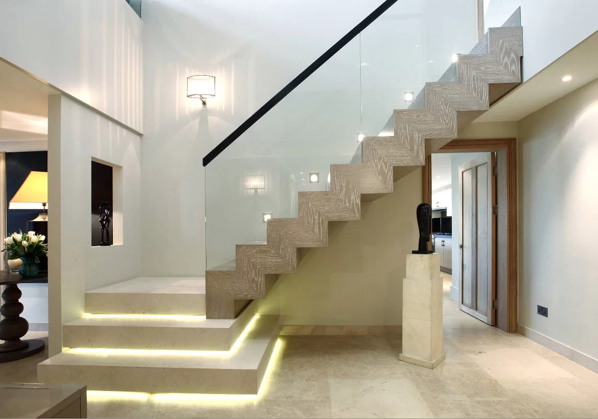 95 Ingenious Stairway Design Ideas For Your Staircase Remodel | Designs Of Stairs Inside House | Interior | 2Nd Floor | Duplex | Recent | House Indoor