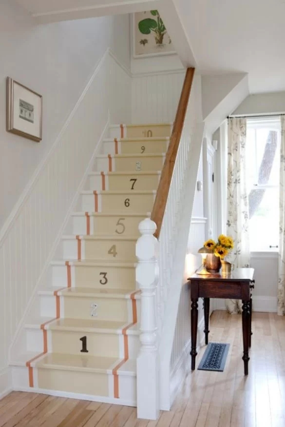 95 Ingenious Stairway Design Ideas For Your Staircase Remodel   Ladder Design For Home   Decor   Space Saving   Room   Tiny House   Italian
