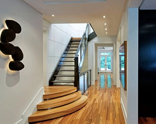 95 Ingenious Stairway Design Ideas For Your Staircase Remodel | Two Story Staircase Designs | Entryway | Stunning | Glass | Two Storey House | 2 Story