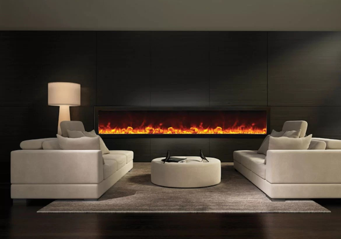 Modern Electric Fireplaces To Warm Your Soul Home