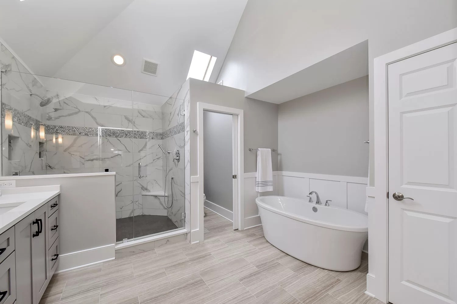 Sarah & Ray's Master Bathroom Remodel Pictures | Home ... on Master Bathroom Remodel Ideas  id=66378