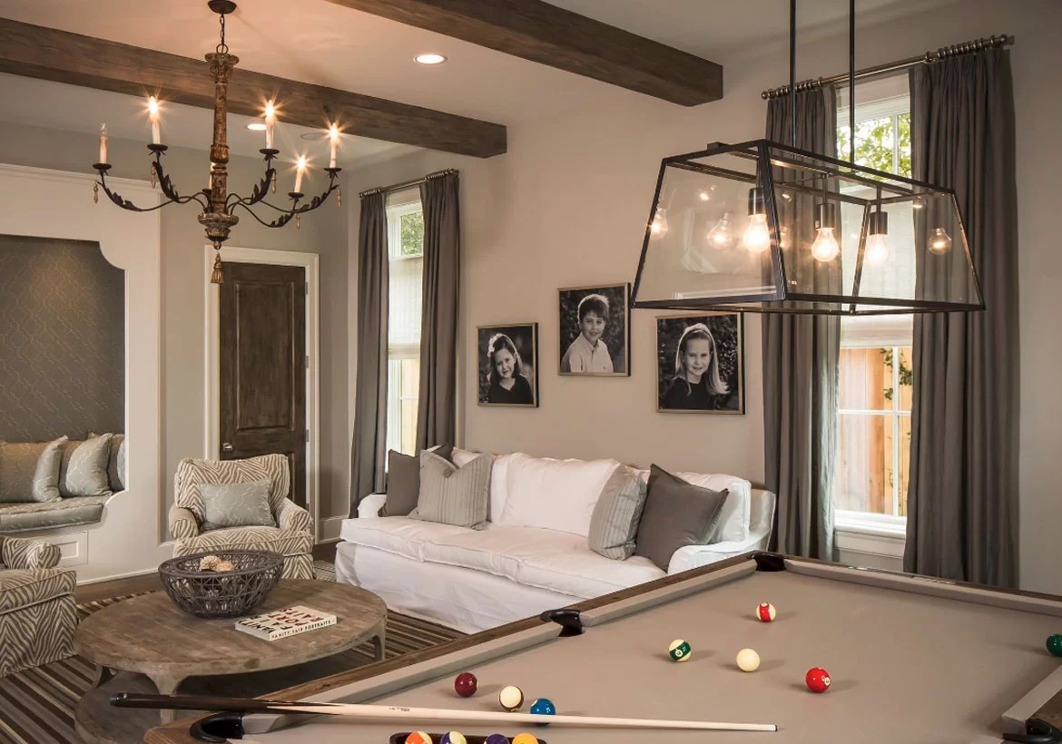 Some games are timeless for a reason. 49 Cool Pool Table Lights to Illuminate Your Game Room ...