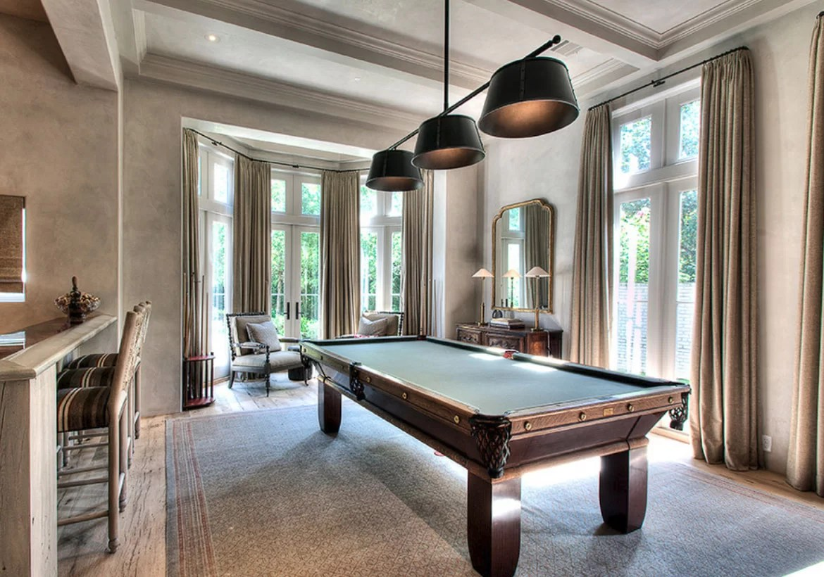 Well, things have changed o. 49 Cool Pool Table Lights to Illuminate Your Game Room ...