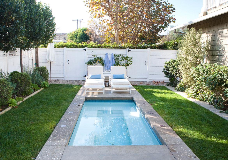 63 Invigorating Backyard Pool Ideas & Pool Landscapes ... on Backyard Pool And Landscaping Ideas id=71376