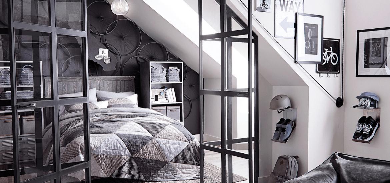 34 Teen Bedroom Ideas   Sebring Design Build   Design Trends on Teenager Basement Bedroom  id=32416
