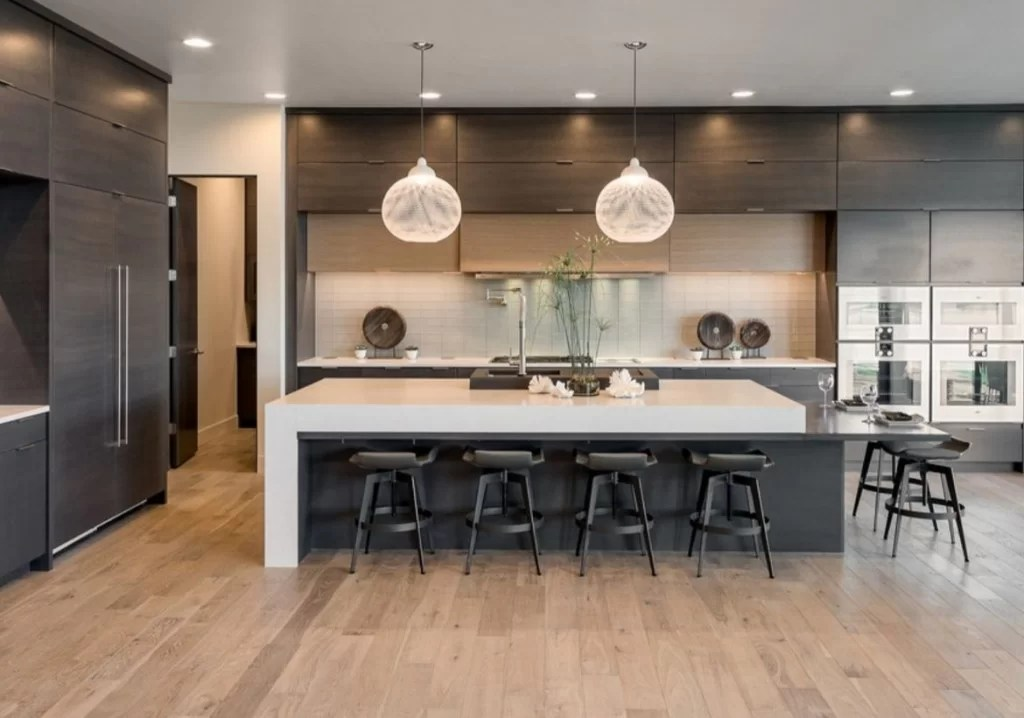 12 Top Trends In Kitchen Design For 2020 | Home Remodeling ... on Kitchen Modern Design 2020  id=47895