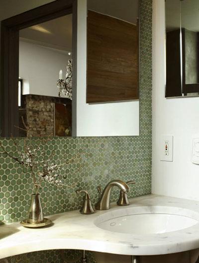 23 green tile design ideas for your