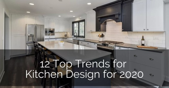 Trends In Kitchen Design For 2020
