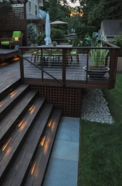 53 awesome backyard deck ideas