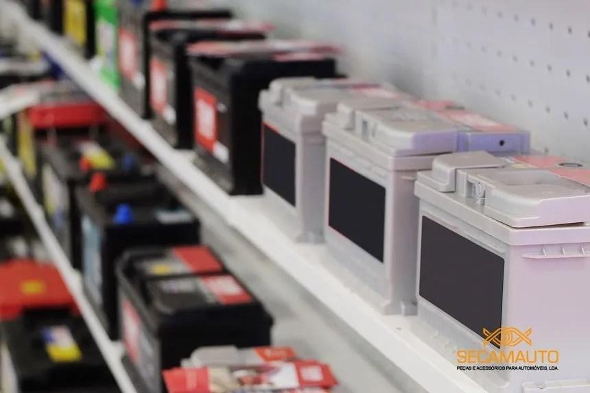 Baterias para Automóveis